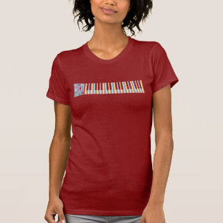 Million Dollar Quartet Piano Tee Shirt