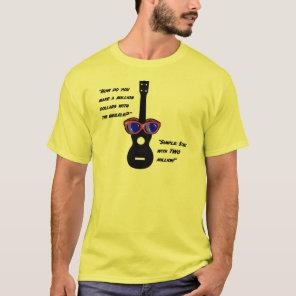 Million Dollar Uke T-Shirt