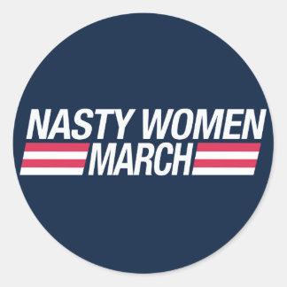 Million Women March sticker