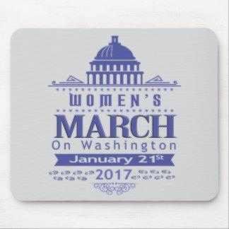 Million Women's March on Washington 2017 Mousepad