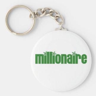 Millionaire-4 Keychain