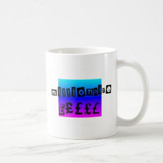 Millionaire Blues Coffee Mug