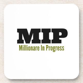 Millionaire In Progress Coasters