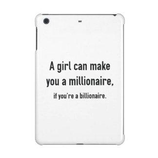 Millionaire iPad Mini Retina Covers