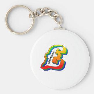 Millionaire Pound Blend Keychain