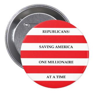Millionaires Pinback Buttons
