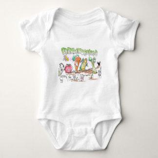 Millions Against Monsanto Baby Bodysuit