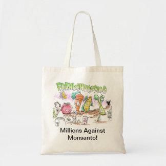 Millions Against Monsanto Tote Bag