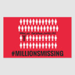 Millions Missing Stickers