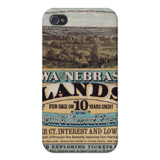 Millions of Acres Case For iPhone 4