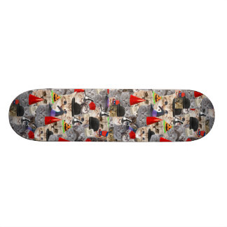 Millions of Kittencats Skateboard