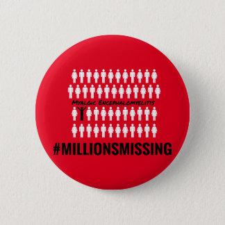 #MillionsMissing 2016 Pin
