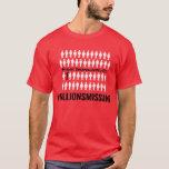 """#MillionsMissing Men&#39;s T-Shirt<br><div class=""""desc"""">T-Shirt for the #MillionsMissing movement. See more at: millionsmissing.org</div>"""