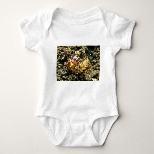 Millipede Polydesmida (Sigmoria aberrans) Items Baby Bodysuit