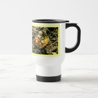 Millipede Polydesmida (Sigmoria aberrans) Items 15 Oz Stainless Steel Travel Mug