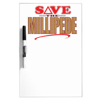 Millipede Save Dry Erase Board