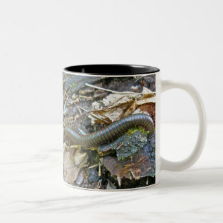 Millipede Series Items Two-Tone Coffee Mug