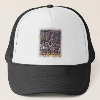 Millo in the City of David, Jerusalem Trucker Hat