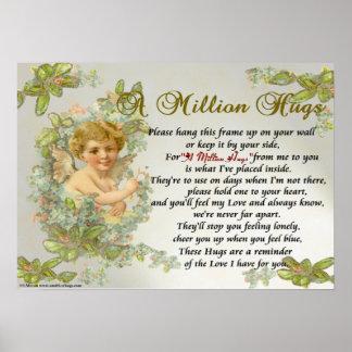 Millón de abrazos póster