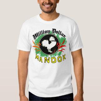 MILLÓN de camisetas de la LUCHA del POLLO del Camisas