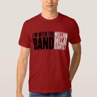 """Millón de cuartetos del dólar """"estoy con la banda camisas"""