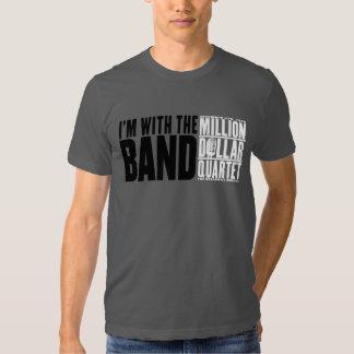 """Millón de cuartetos del dólar """"estoy con la banda playeras"""