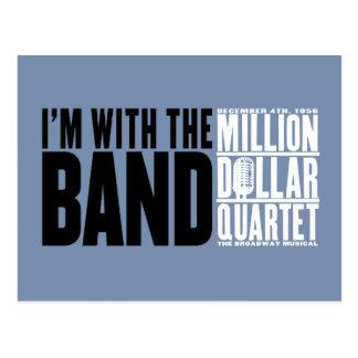 """Millón de cuartetos del dólar """"estoy con la banda postales"""