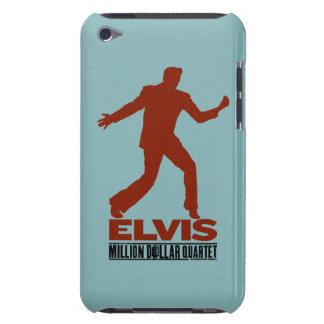 Millón de cuartetos Elvis del dólar iPod Case-Mate Protector