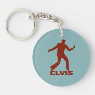 Millón de cuartetos Elvis del dólar Llaveros