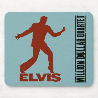 Millón de cuartetos Elvis del dólar Tapete De Ratón