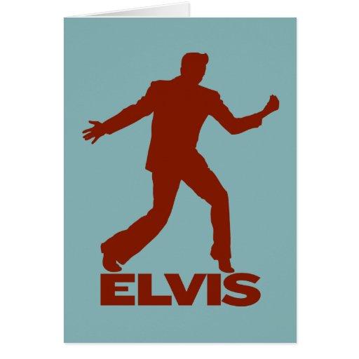 Millón de cuartetos Elvis del dólar Felicitación