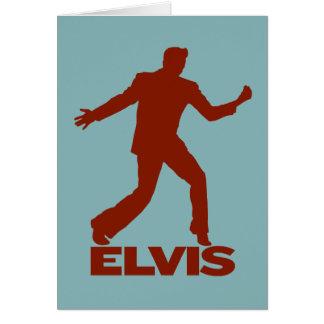 Millón de cuartetos Elvis del dólar Tarjeta De Felicitación