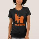 Millón de cuartetos Lewis del dólar Camiseta