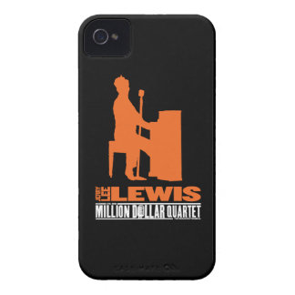 Millón de cuartetos Lewis del dólar iPhone 4 Case-Mate Protector
