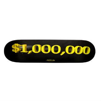 """Millón de dólares Superboard Patineta 8 1/2"""""""