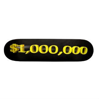 Millón de dólares Superboard Tabla De Patinar