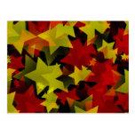 Millón de estrellas del navidad postal