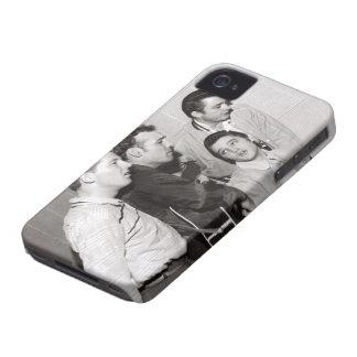 Millón de fotos del cuarteto del dólar iPhone 4 Case-Mate fundas