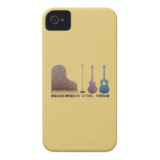 Millón de instrumentos del cuarteto del dólar - co iPhone 4 carcasa