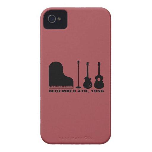 Millón de instrumentos del cuarteto del dólar - ne iPhone 4 Case-Mate cobertura