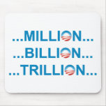 MILLÓN DE MIL MILLONES TRILLONES TAPETE DE RATÓN