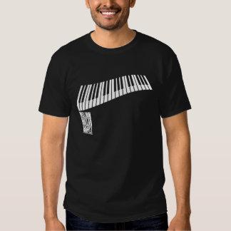 Millón de pianos del cuarteto del dólar - blanco camisas