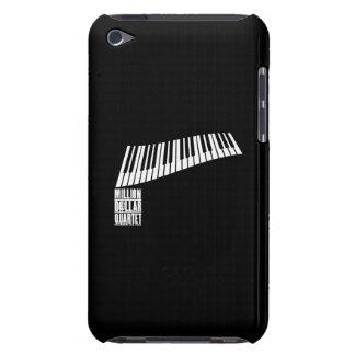 Millón de pianos del cuarteto del dólar - blanco iPod touch funda