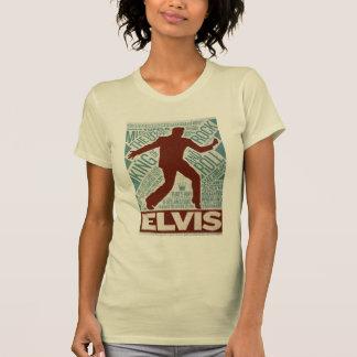 Millón de tipos de Elvis del cuarteto del dólar Camisetas
