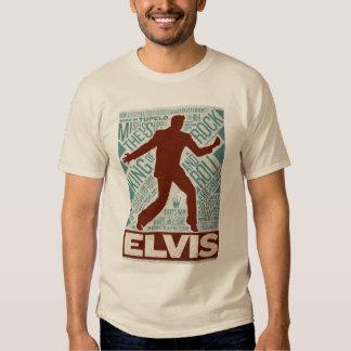 Millón de tipos de Elvis del cuarteto del dólar Polera
