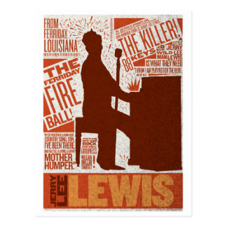 Millón de tipos de Lewis del cuarteto del dólar Tarjetas Postales