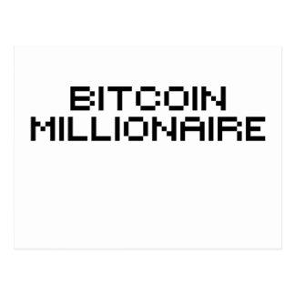 Millonario de Bitcoin Postal