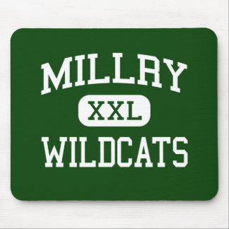 Millry - Wildcats - High School - Millry Alabama Mouse Pad