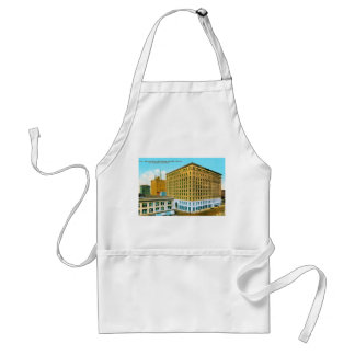 Mills Building, Montgomery and Bush Streets, San F Adult Apron