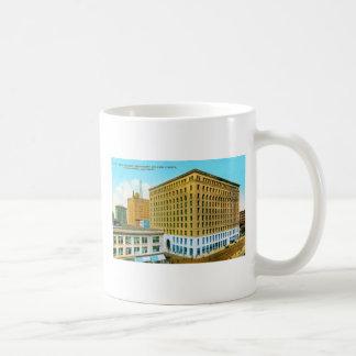 Mills Building, Montgomery and Bush Streets, San F Classic White Coffee Mug